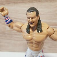 WWE WWF The British Bulldog (Davey Boy Smith) 2003 Wrestling Figure Jakks