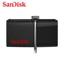 SanDisk 64GB OTG Ultra Dual microUSB Unidad USB 3.0 Pen Drive SDDD2-064G