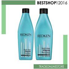 Redken High Rise Shampoo 300 ml + Conditioner 250 ml Volumizzante Capelli Fini