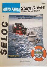 Seloc Publications Seloc Marine Tune-Up Manuals Volvo Manual 2003-2007 3608