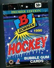 1990 Bowman Hockey Box Premier Edition 36 Count Yzerman Gretzky Modano Roenick