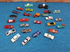 Vintage Matchbox Johnny Lightning  And Other Collectable Cars