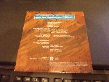 THE CRANBERRIES LIVE CD 4 TRACKS 96 WORLD TOUR FREEPOST