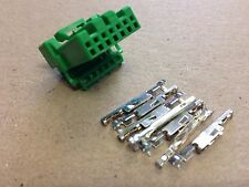 Genuine Honda Acura 7-Pin Connector w/ terminal GREEN camera navigation homelink