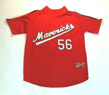 Jim Bouton Portland Mavericks Jersey Size Small