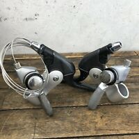 Campagnolo Euclid Levers + Shifters Vintage MTB 80s 90s Friction + 7s  N1