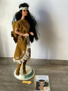 Baby Blue Feather American Indian Barbie - Collector's Edition - #41