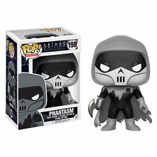 FUNKO BATMAN THE ANIMATED SERIES PHANTASM POP! HEROES VINYL FIGURE #198