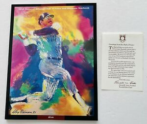 1993 National Baseball Hall of Fame & Museum Yearbook