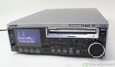 SONY PDW-F30 XDCAM HD PROFESSIONAL DISC PLAYER RECORDER WORKS GREAT BUY IT NOW!!