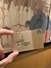 Starbucks 2019 China Coffee Brand Card