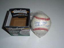 George Altman Autographed National League Baseball
