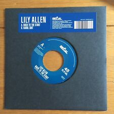 "Lily Allen - Back To The Start 7"" Vinyl"