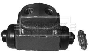 Wheel Cylinder fits TALBOT SUNBEAM LOTUS 2.1 Rear 79 to 82 Brake B&B 75061216