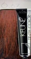 Keune Tinta Silk Protein Color #6.67 Dark Red Violet Blonde 2.1oz