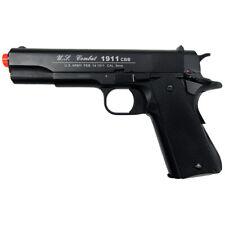 WinGun Full Metal 1911 A1 Co2 Powered Half Blowback Airsoft Pistol CBB-4613
