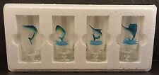 4 SALTWATER LIMITED EDITION-Tom Collins Ice Tea Glasses - only 5000 sets made**