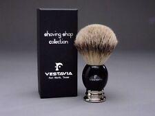 Vestavia's Finest 25mm Silver Tip Badger Shaving Brush