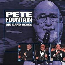 1 CENT CD Big Band Blues - Pete Fountain