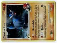 Carte Pokemon CHARKOS 11//111 Holo Platine RIVEAUX EMERGEANTS FR NEUF