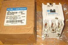 Eaton Cutler Hammer CE15JN3AB  AC Non-Reversing IEC Contactor