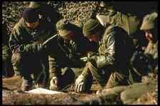 170073 artillería Manchas A4 Foto Impresión