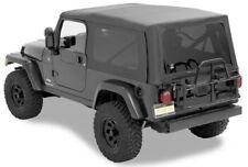 2004-2006 Jeep Wrangler Unlimited Supertop NX OEM Soft Top Black