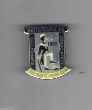Notts County League Two Club Football Badges & Pins