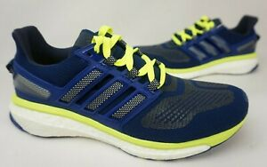 Adidas Energy Boost 3 Running Shoes AQ5959 Men's Athletic Sneakers Size 7.5 US