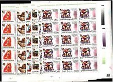 / 25X ROMANIA 1995 - MNH - OLYMPICS - SPORTS - BOXING
