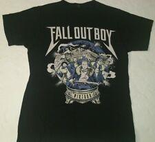 Fall Out Boy Wintour 2016 Tour Shirt Mens S Stump Wentz Chicago Rock