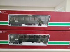LGB 39310 DB long passenger coach set. NIB Long out of production