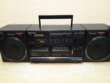 Panasonic RX-CT900  Ghettoblaster  Radio Recorder Cassette Kassettenrecorder