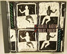 """Charlie Haden & Carlos Paredes """"Dialouges"""" (CD, 1990 Antilles) Used Like New"""