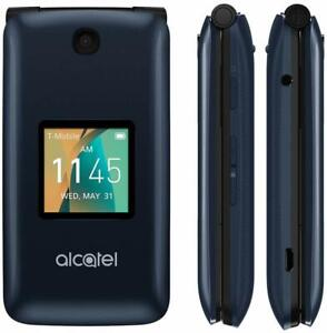 SENIORS ELDERLY  4G LTE FlipPhone Bluetooth WIFI MP3 Camera GSM Unlocked