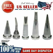 Lt Quality Soldering Iron Tips Set For Weller Soldering Station Tool Replacement