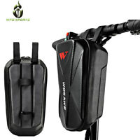 Electric Scooter Bike Bag Handlebar Bag Pannier EVA Hard Shell Waterproof Bag
