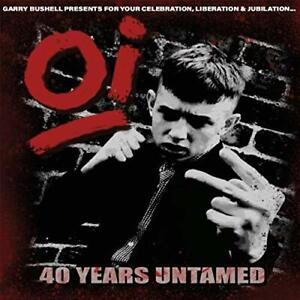OI 40 YEARS UNTAMED / VARIOUS-OI 40 YEARS UNTAMED / VARIOUS VINYL LP NEW