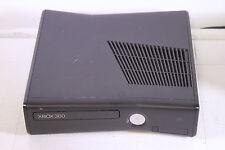Microsoft Xbox 360 320GB Matte Black Console 1439 w/ 2 Games