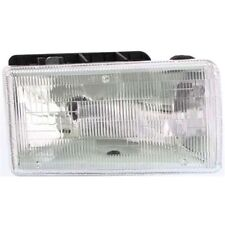 For Dakota 91-96, Passenger Side Headlight, Clear Lens