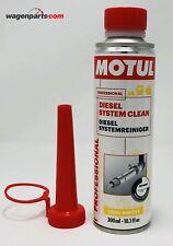 Aditivo Limpiador Combustible gasóleo MOTUL SYSTEM CLEAN DIESEL 300ml