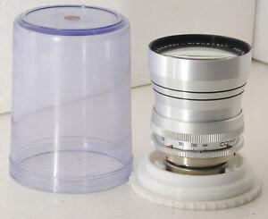 Schneider Retina Tele Xenar 135mm f4 lens w/ Kodak Reflex DKL mount