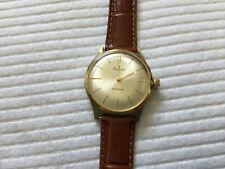 Vintage Switzerland Aggisy Mechanical Wind Up Men's Watch