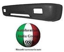 PARAURTI ANTERIORE ANT NERO C/FENDI NISSAN CABSTAR 98>06 1998>2006