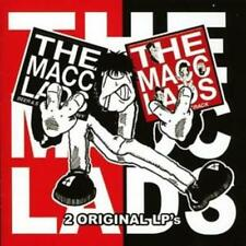 The Macc Lads : Beer and Sex and Chips N Gravy CD Box Set 2 discs (2008)