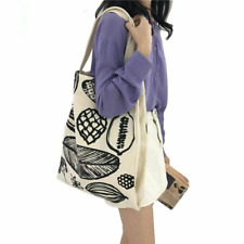 Women's Large Shopping Bags Casual Handbags Reusable Tote Grocery Bags Portable