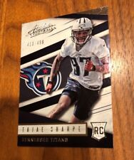 2016 Absolute~TAJAE SHARPE #175 RC~SP Rookie Card 413/499~Tennessee Titans