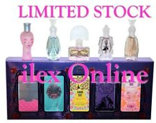 ANNA SUI MINI / MINIATURE EAU DE TOILETTE FOR HER RARE GIFT SET *BOXED/SEALED*