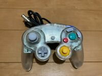 Nintendo GameCube Controller DOL-003 Clear Color