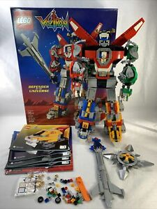 LEGO Ideas Voltron 21311 Defender of the Universe Retired Used w Box Instruction